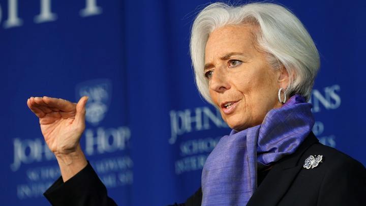 IMF+Ba%C5%9Fkan%C4%B1+Christine+Lagarde:+Fed+muhtemelen+faiz+art%C4%B1r%C4%B1mlar%C4%B1n%C4%B1+yava%C5%9Flatacak