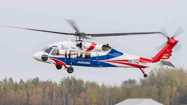 Jandarma+Genel+Komutanl%C4%B1%C4%9F%C4%B1+envanterine+iki+adet+genel+maksat+helikopteri+kat%C4%B1ld%C4%B1
