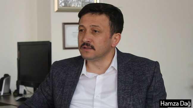 AK Parti'den anketsahtekârlığı uyarısı