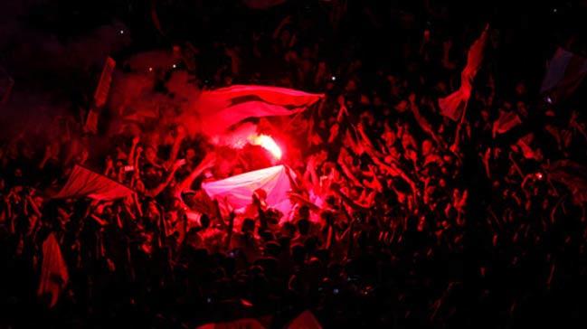 River Plate zafer sarhoşu!