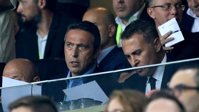 Fikret Orman, Ali Koç'dan Tolgay Arslan'a karşılık Ozan Tufan + 2 milyon Euro para talep etti
