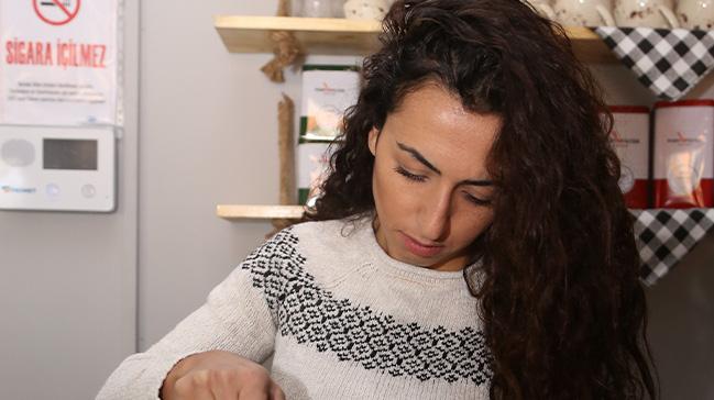 Kadın girişimci tuğla taşıdı, alçı yaptı kendi işinin patronu oldu