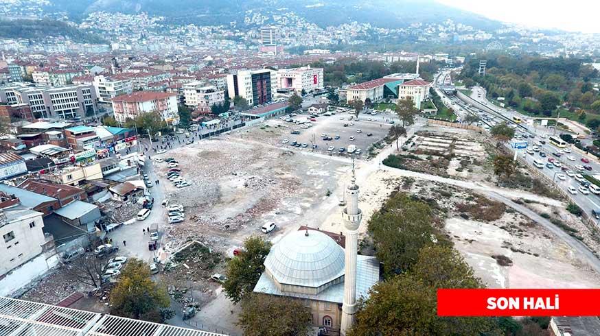 Dündar: 2019'a 'Osmangazi Meydanı' Damgasını Vuracak