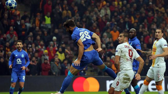 Galatasaray:+2+Porto:+3