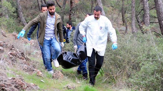 Kırklareli'nde erkek cesedi bulundu