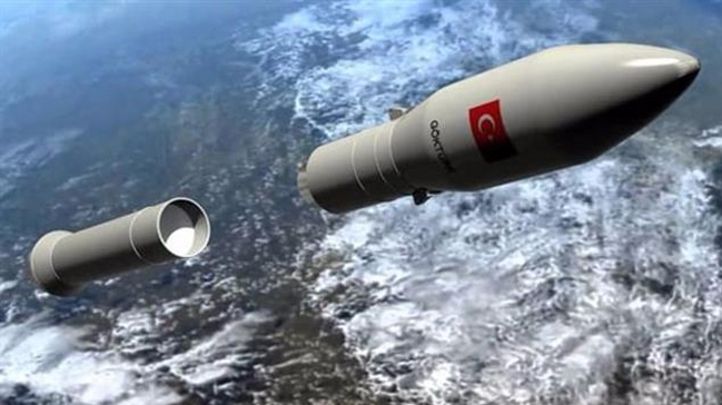 Başkan Erdoğan'ın imzasıyla Türkiye Uzay Ajansı resmen kuruldu