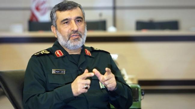 İran Devrim Muhafızları Komutanı Hacızade: Düşman, ülkenin ekonomisini hedef almış vaziyette