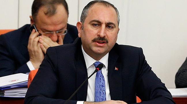 Adalet Bakanı Gül'den AİHM'in Selahattin Demirtaş kararına tepki