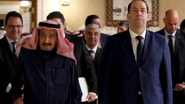 Suudi Arabistan'dan Tunus'a kalkınma desteği
