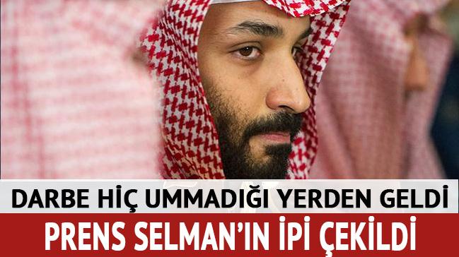 Prens Selman'a büyük darbe