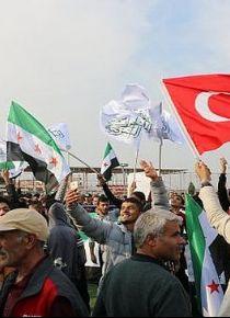 Başkan Erdoğan'ın sinyalini verdiği operasyona Suriyelilerden destek