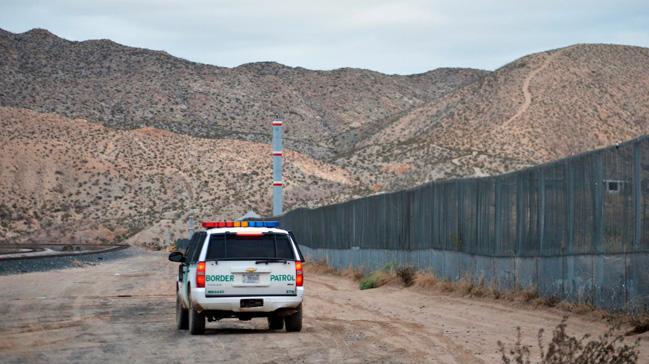 ABD-Meksika sınırında göçmen kız çocuğu hayatını kaybetti