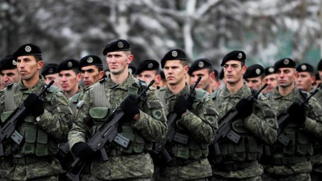 Kosova ordusu için meclisten onay çıktı