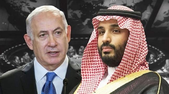 'Suudi Veliaht, Netanyahu ile el sıkışma hazırlığında' iddiası
