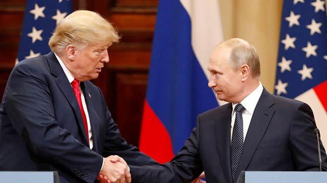 Kremlin: Putin ile Trump'ın görüşmesinin gerekli olduğuna eminiz