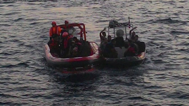 Aydın'da 44 düzensiz göçmen yakalandı