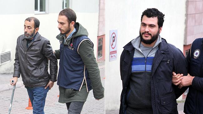 Kayseri'de Suriye ve Irak uyruklu 3 DEAŞ şüphelisi tutuklandı