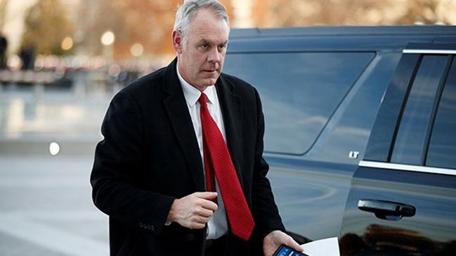ABD İçişleri Bakanı görevini bırakıyor