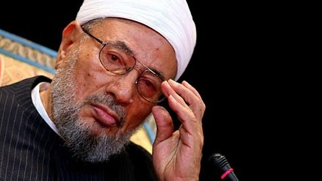 Eski Dünya Müslüman Alimler Birliği Başkanı Karadavi'nin kızı ve damadının gözaltı süresi uzatıldı