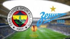 Son dakika - Zenit: Fenerbahçe, Türkiye'nin 17.'si