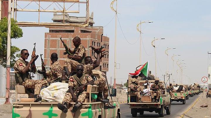 Sudan Yemen'deki koalisyon güçlerine desteğe hazır olduğunu açıkladı