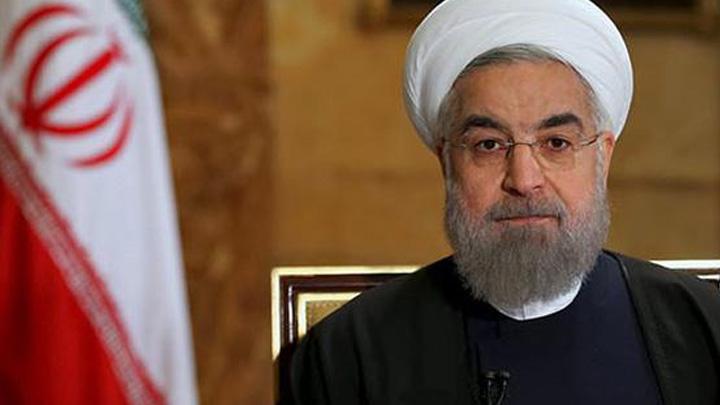 İran Cumhurbaşkanı Ruhani Türkiye'ye geldi