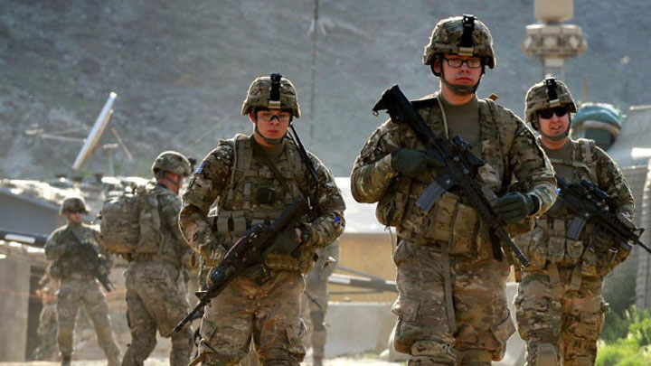 Irak: Suriyedeki ABD askerleri Erbil üzerinden çekilecek