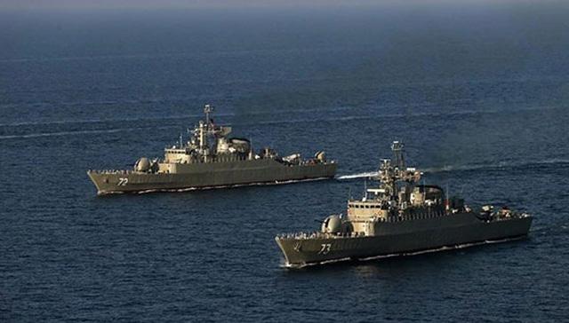 İran, Atlas Okyanusu'na savaş gemisi gönderecek ile ilgili görsel sonucu