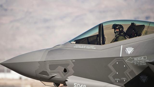 Pentagon'un yeni şefi Shanahan'dan F-35 Müşterek Taarruz Uçağı Programı'na sinkaflı eleştiri