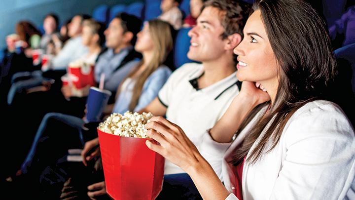 Her 100 biletten 63'ü Türk filmine alınıyor