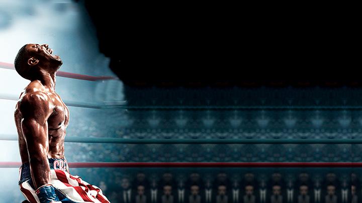 Rocky'den şık veda Creed 2