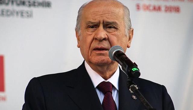 MHP Genel Başkanı Bahçeli il başkanlarını topluyor