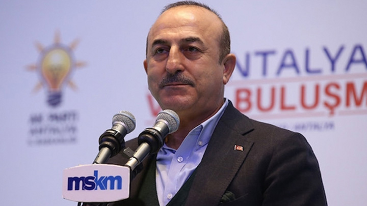 Dışişleri Bakanı Çavuşoğlu: Siz geçmişte de Kürtleri kullandınız
