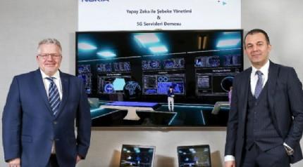 Türk Telekom, 5G şebekesini yapay zekâ teknolojisi ile yönetecek