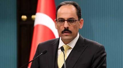 'Kontrol Türkiye'de olacak'
