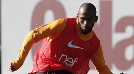 Galatasaray'ın yeni transferi Marcao ilk antrenmanına çıktı