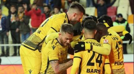 Yeni Malatyaspor sahasında 2-0 geri düştüğü maçta Bodrumspor'u 3-2 mağlup etti