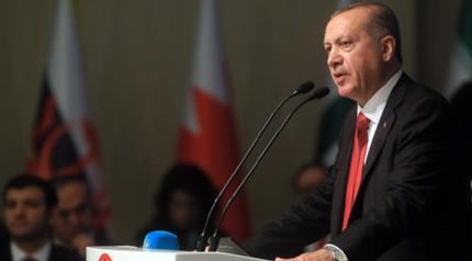 Başkan Erdoğan'dan Münbiç saldırısı hakkında ilk yorum