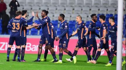 Medipol Başakşehir sahasında Hatayspor'u 1-0 mağlup etti