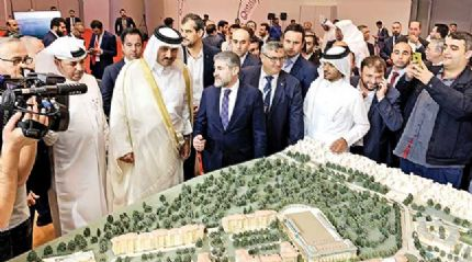 Katar'a 200 milyonluk gayrimenkul satıldı