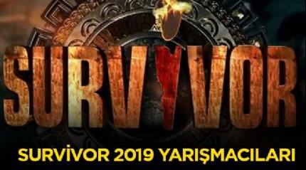 Survivor 2019 yarışmacıları kimdir? Survivor ne zaman başlayacak?