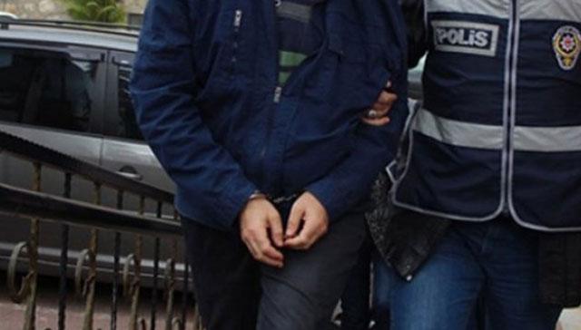 Firari suç makinesi, Ankara'da yakalandı