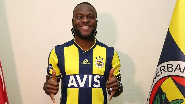 Victor Moses Resmen Fenerbahçe'de