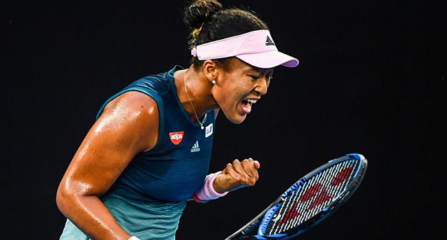 Avustralya Açık 2019 tek kadınlarda şampiyon Naomi Osaka