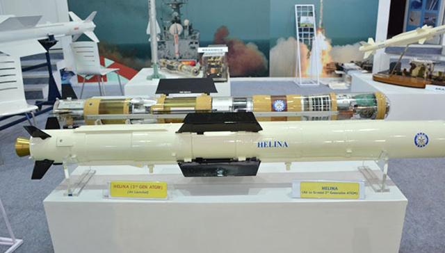 Yeni tanksavar füzesi test edildi