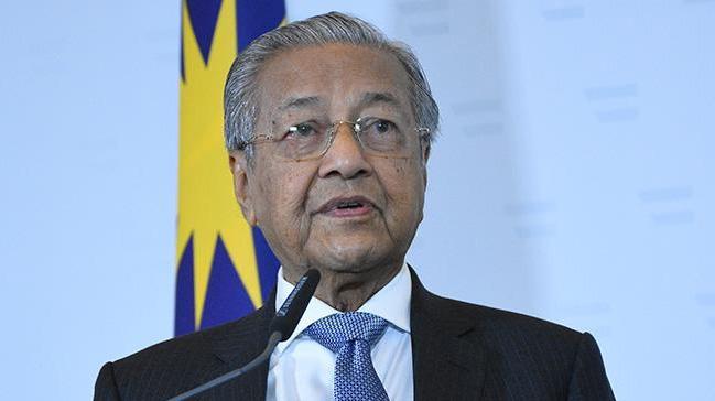 Malezya+Ba%C5%9Fbakan%C4%B1+Mahathir+Muhammed:+Malezya+Kuzey+Kore+ile+problemini+%C3%A7%C3%B6zecek