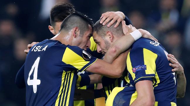 Fenerbahçe sahasında Zenit'i 1-0 mağlup etti