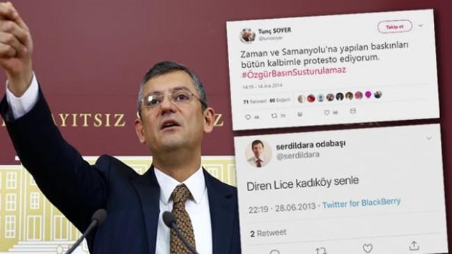 Özel'in CHP'li adaylar açıklaması: Eski paylaşımları gündeme getirdi