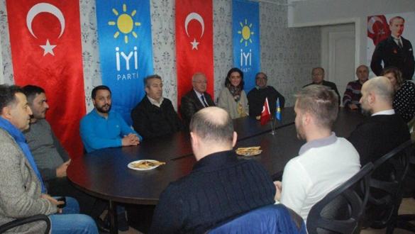 Karadeniz Ereğli'de İP ile CHP ittifakı koptu