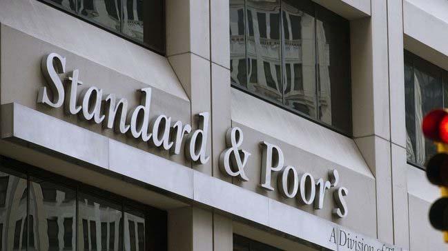 S&P Türkiye'nin notunu ve görünümünü değiştirmedi